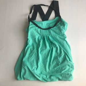 Workout tanks from Lululemon